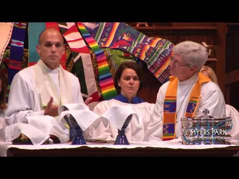World Communion Sunday Highlights from Myers Park United Met