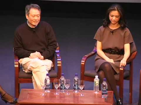 "Director Ang Lee on the Making of  ""Lust, Caution"" 色,戒 at The Asia Society"