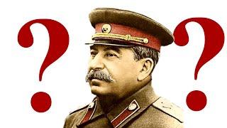 Откуда взялся Сталин?
