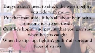 Jack & Jack - Shallow Love (with Lyrics)