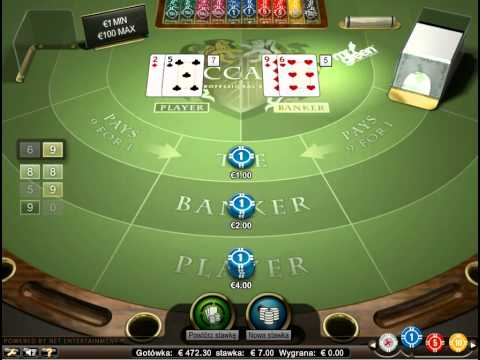 Baccarat Youtube