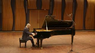 Russell Hirshfield, piano - Alexander Scriabin: Sonata-Fantasie, Opus 19 (I. Andante)
