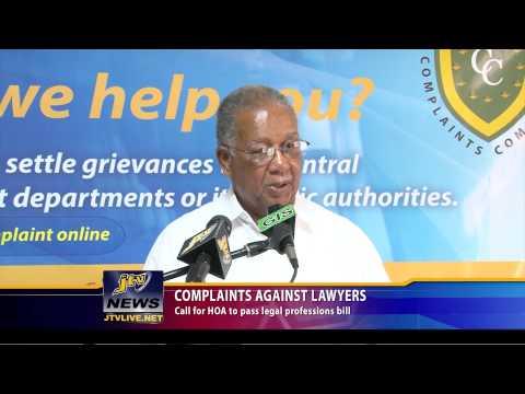 Complaints Against Lawyers