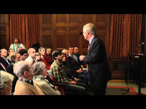 Angus King on Congress - Then and Now