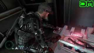 "Splinter Cell Blacklist - Perfectionist - Undetected - Non-Lethal - Missions 7 ""TRANSIT YARD"""