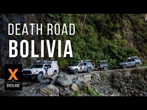 Expedition Overland: South America Ep6 S3