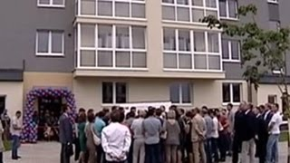 В Калининграде сдали первый дом для дольщиков СУ-155