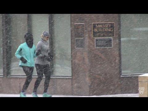 Mayo Clinic Minute: 3 tips to healthy fitness during winter