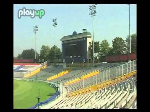 THE GLORY OF  MOHALI STADIUM