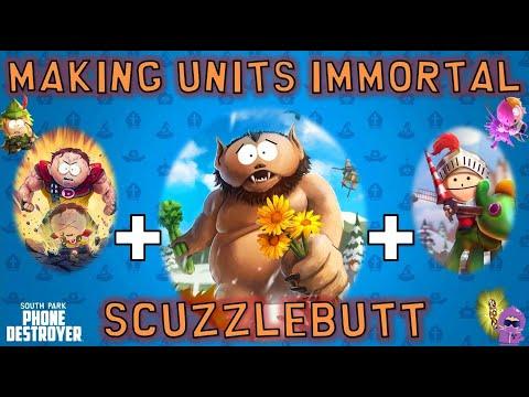 Immortal Units?  