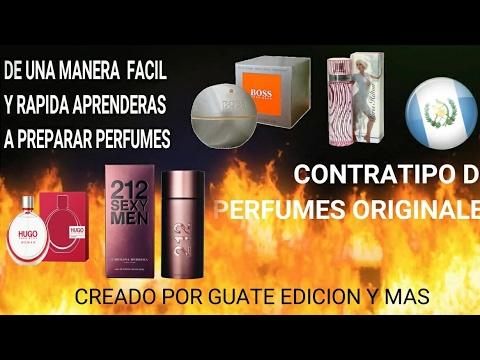 Como preparar lociones perfumes en casa f cil y r pido tutorial perfumeria 2017 youtube - Perfumes en casa ...