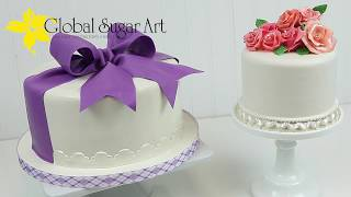 How to Make Decorations with Magic Chocolate | Global Sugar Art
