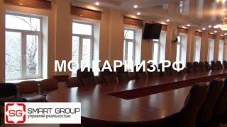 Автоматические шторы Шангри-Ла в конференцзале(, 2016-04-04T06:20:24.000Z)