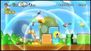 [NSMBW HACK] New Super Mario Bros 3. WII Trailer