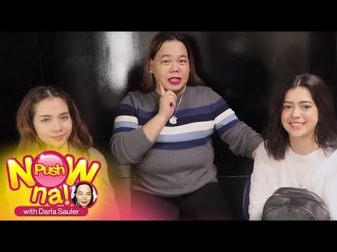 Push Now Na: Kristel Fulgar and Sue Ramirez Bag Raid