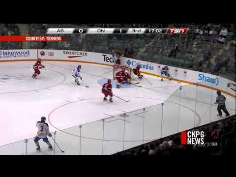 Ontario Tops Alberta 3-1 to Win Hockey Gold at Winter Games