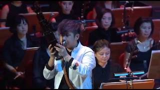 《風火電音三太子》(精彩片段)  胡琴:葉維仁 笙:陳麒米 指揮:閻惠昌