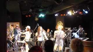 Woddy Funk Nudy Line Funkestra Funk Kick Off 2014 8