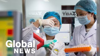 Coronavirus outbreak: Testing delays in Canada as global race for a vaccine continues