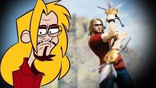 SOUL CALIBUR 6 - THANOS vs SPIDER-MAN Gameplay (Custom Characters) @ 1440p (60ᶠᵖˢ) HD ✔