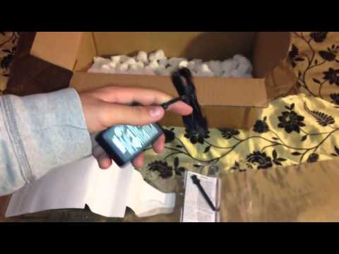 Wahl 5 Star Shaver Unboxing