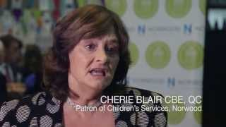 YN Lawyers Reception: an evening with Cherie Blair CBE, QC