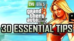 GTA 5 - 30 Essential GTA V Tips