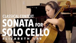 Ligeti: Sonata for Solo Cello
