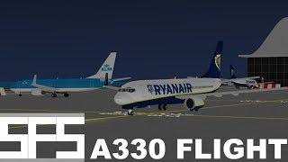 Air France A330 Flight - SFS - Roblox
