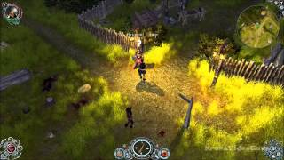 Sacred 2 Gold Gameplay (PC HD)
