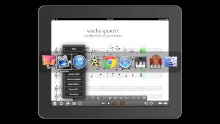 Notion for iPad: Export Audio