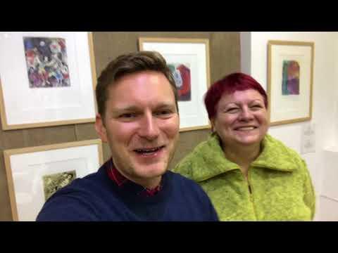 Pani Ania, Salvador Dali i Marc Chagall. Vlog z Poznania