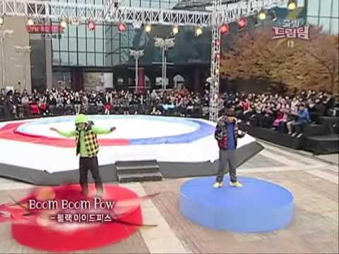 Dream Team VS 2PM Dance Battle