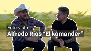 """Entrevisté a un cantante de corridos: """"El Komander"""""""