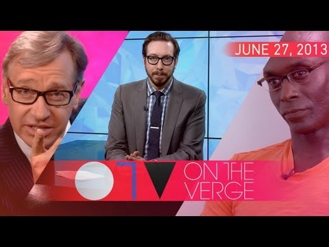On The Verge: Paul Feig, Lance Reddick, and 'Lifeforce'