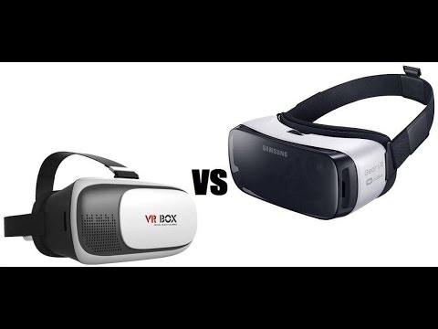 Samsung Gear VR vs VR Box
