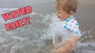 Ultimate WATER FAILS 2018! - BEST AFV BABY LAUGH Compilation