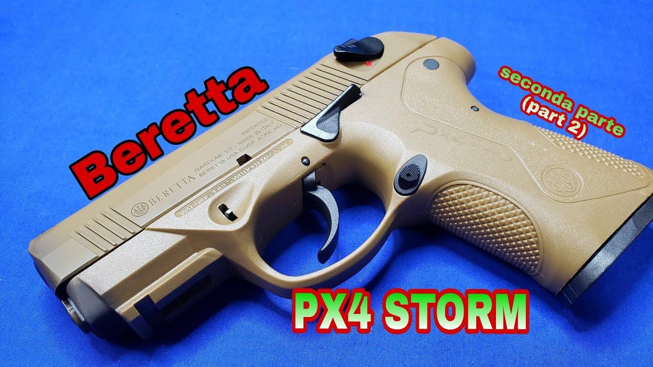 Beretta PX4 Storm Compact: Definitely not Euro-Trash!