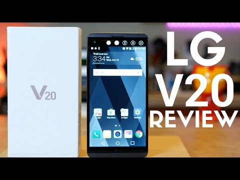 LG V20 Review: One Month Later!