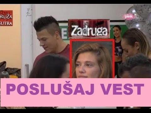 Zadruga - Slučajnost ili PAKOST?! / Sloba je dobio ISTI poklon koji mu je dala Kija!
