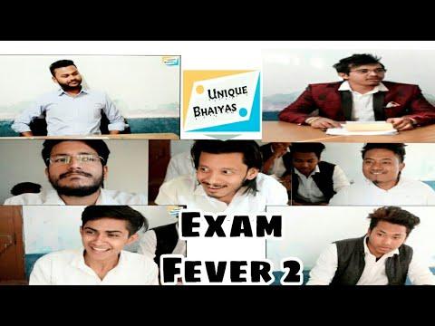 Exam Fever 2 /Assamese Comedy Video/ Unique Bhaiyas