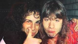 Ronnie James Dio, Bruce Dickinson and Nicko McBrain - Rainbow in The Dark (Live)