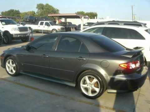 2003 mazda mazda6 4dr sdn s manual v6 grand prairie texas youtube rh youtube com 1996 Mazda Atenza 2003 Mazda Atenza Hatchback