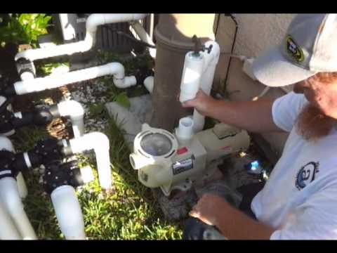 Howto Install Pentair Superflo Pool Pump Install 1 Of 2
