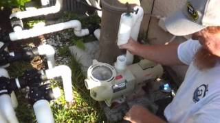 HowTo: Install Pentair Superflo Pool Pump install 1 of 2