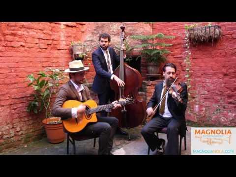 Showarama Gypsy Jazz Trio - Douce Ambiance