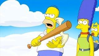 The Simpsons Game [Xbox 360] - Walkthrough | Final Boss | Ending [Full HD]