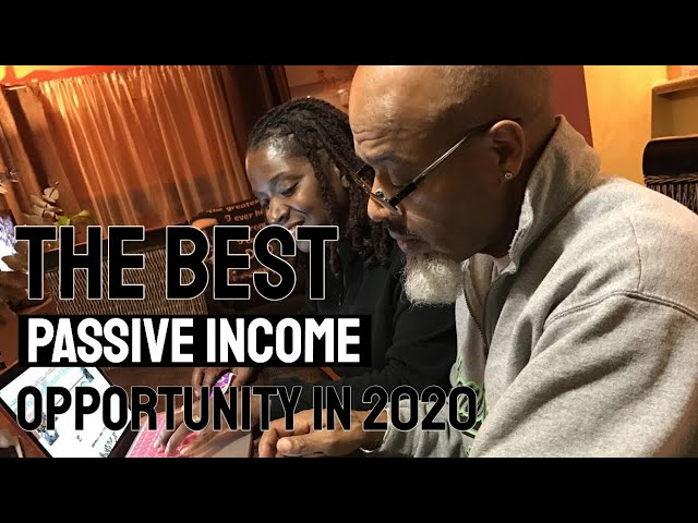 The Best Passive Income Opportunity 2020 | Successful Solution Method