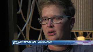 Government shutdown affecting Mobile Coast Guard families - NBC 15 News WPMI