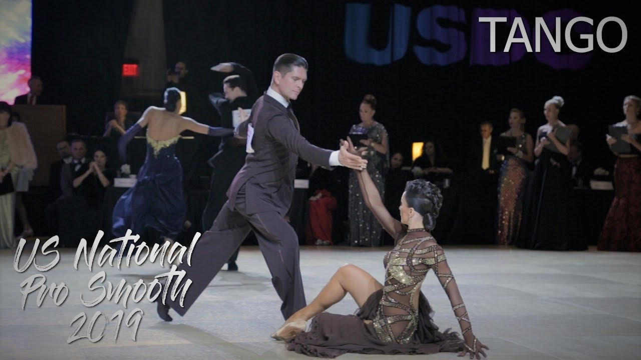 American Smooth Part 2 Tango